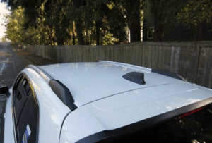 Subaru Outback Touring Roof Rails for a kayak roof rack